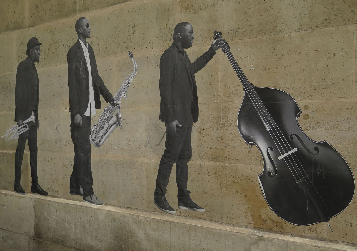 France-Paris-Street-Scenes-Jazz-Trio