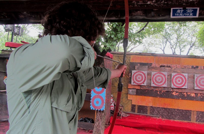 China-Suzhou-Archery