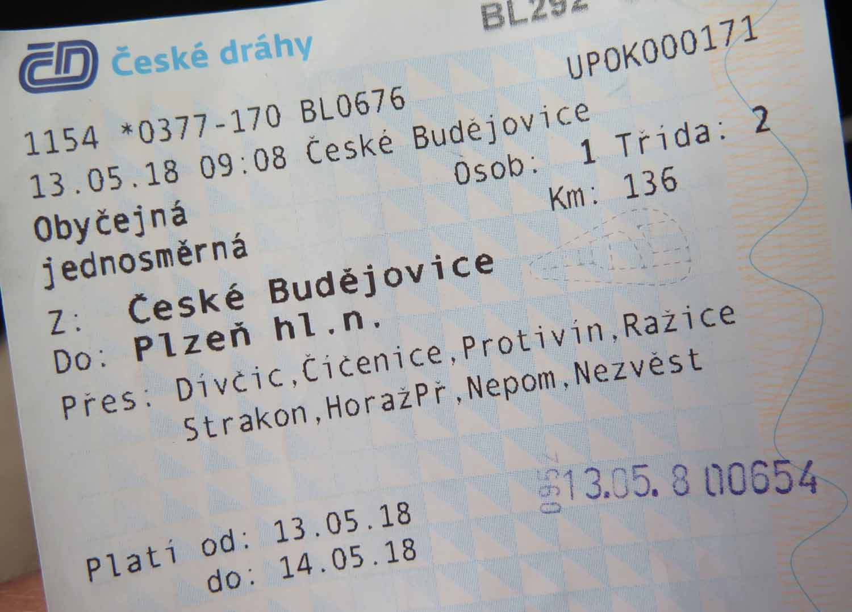 czech-republic-plzen-train-ticket