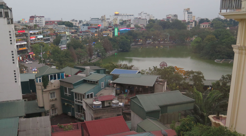 Vietnam-Hanoi-Hoan-Kiem-Lake