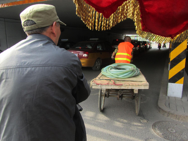 China-Beijing-Rickshaw