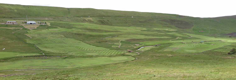 Scotland-Shetland-Golf