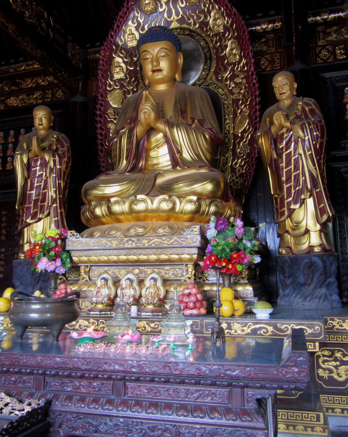 China-Xian-Buddha
