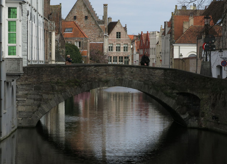 Belgium-Bruges-Bridge