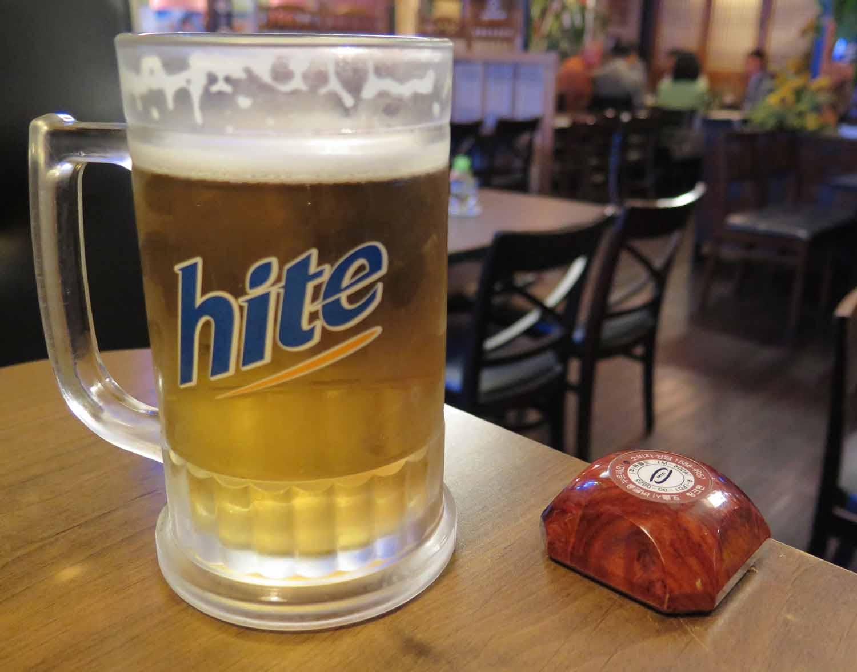 Korea-Seoul-Food-And-Drink-Beer