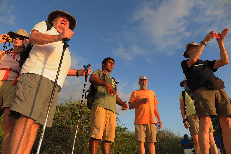 Ecuador-Galapagos-Nature-Hike