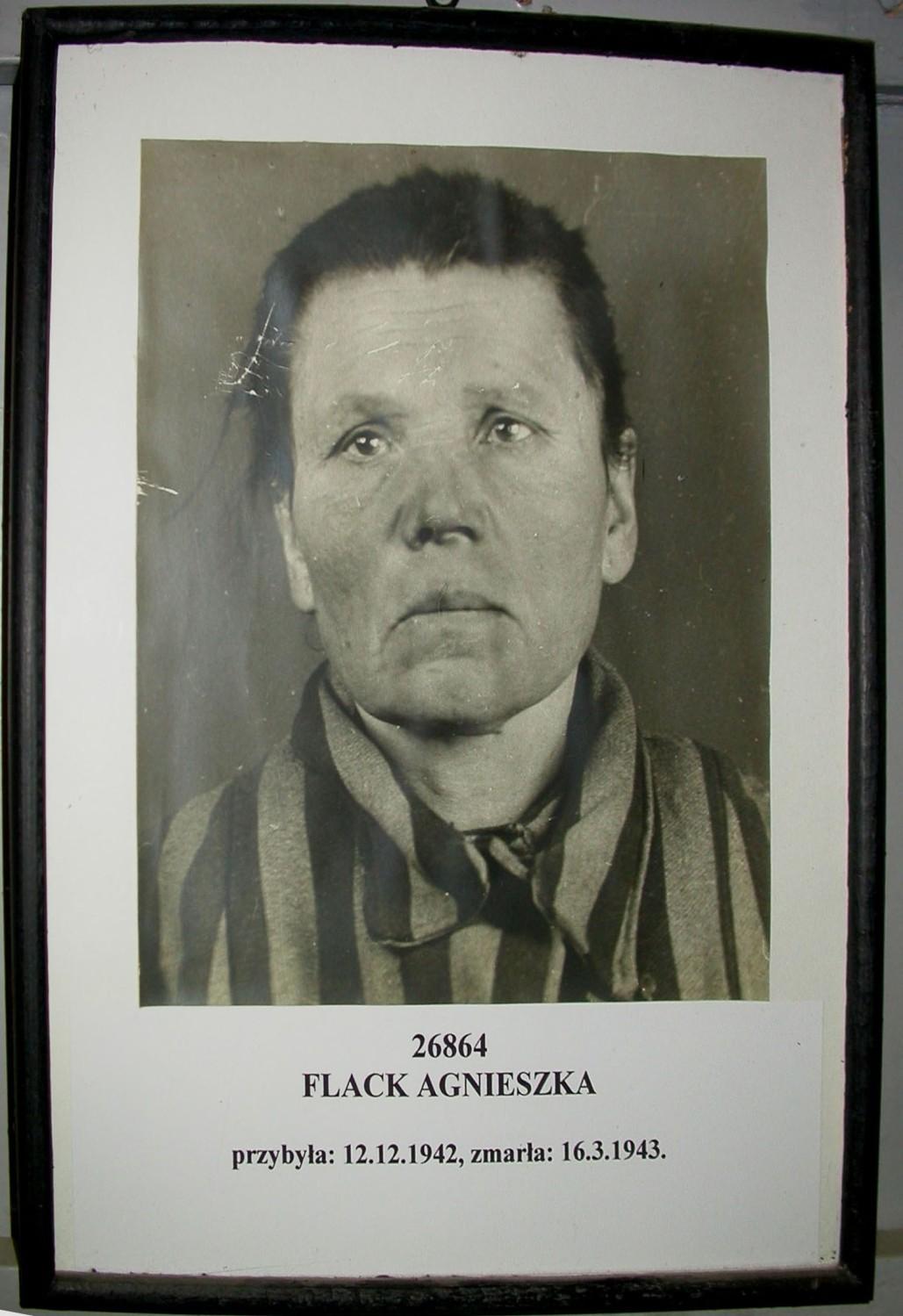 Poland-Auschwitz-People-Flack-Agnieszka