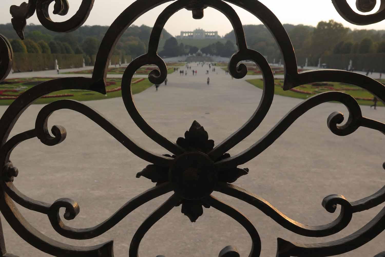 Austria-Vienna-Schonbrunn-Palace