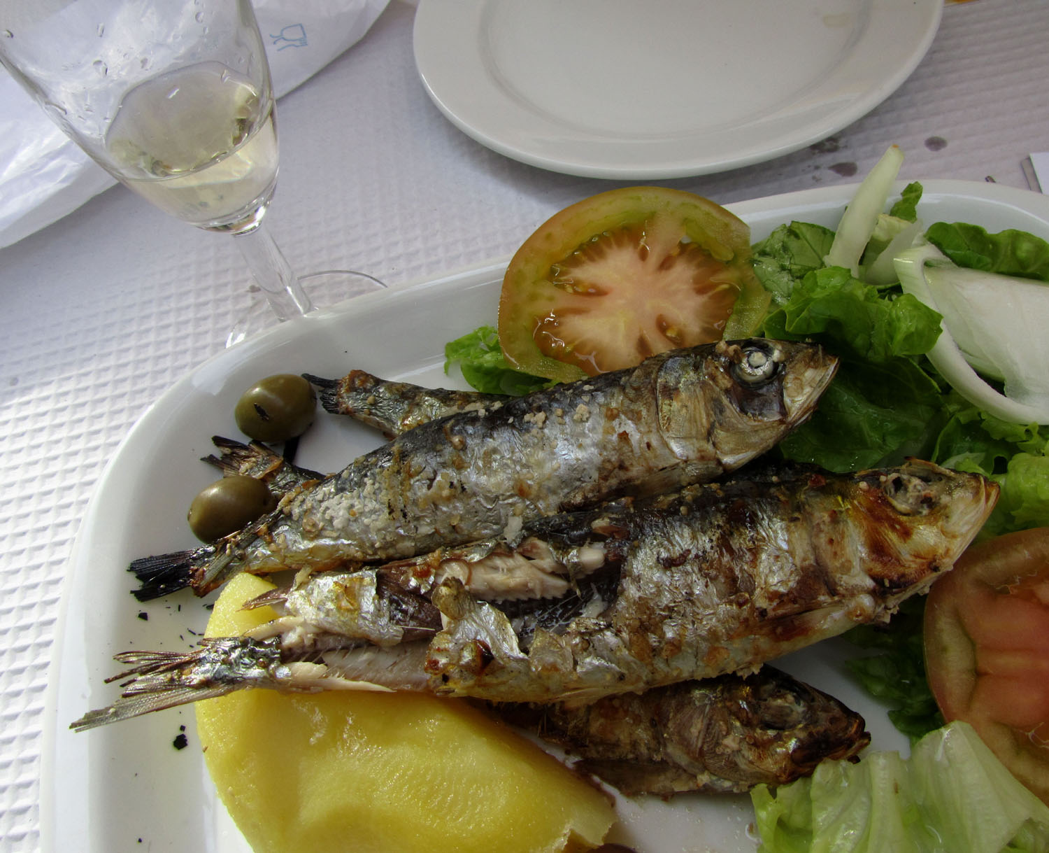 Portugal-Lisbon-Food-And-Drink-Sardines