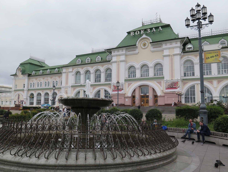 Russia-Trans-Siberian-Railway-Khabarovsk