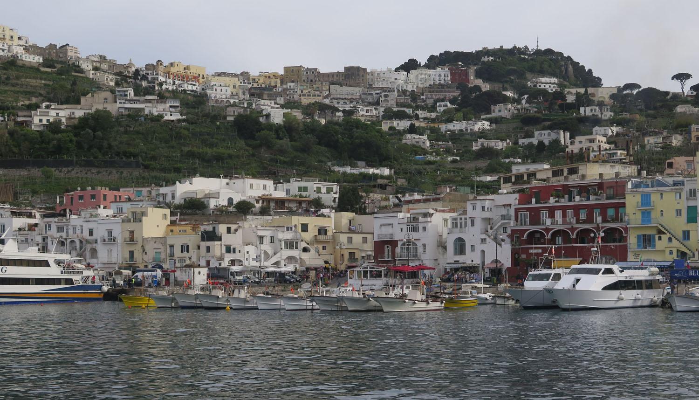 Italy-Capri-Harbor