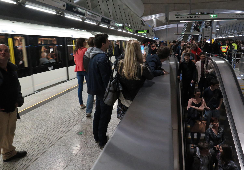 Hungary-Budapest-Metro-New-Line