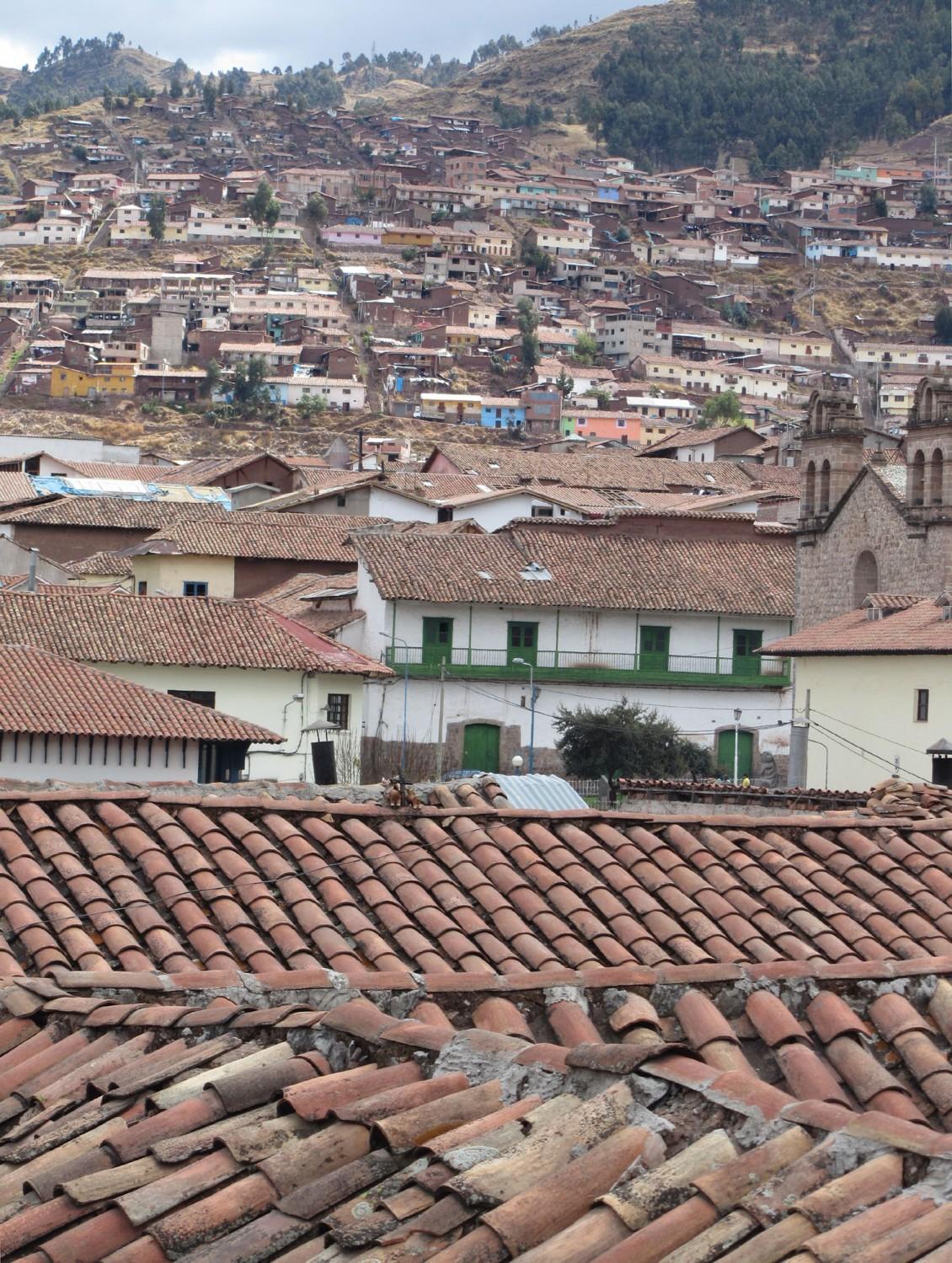 Peru-Cusco-Rooftops