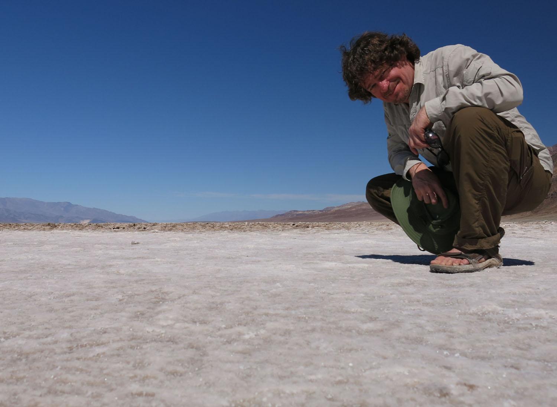 Death-Valley-Badwater-Self-Portrait