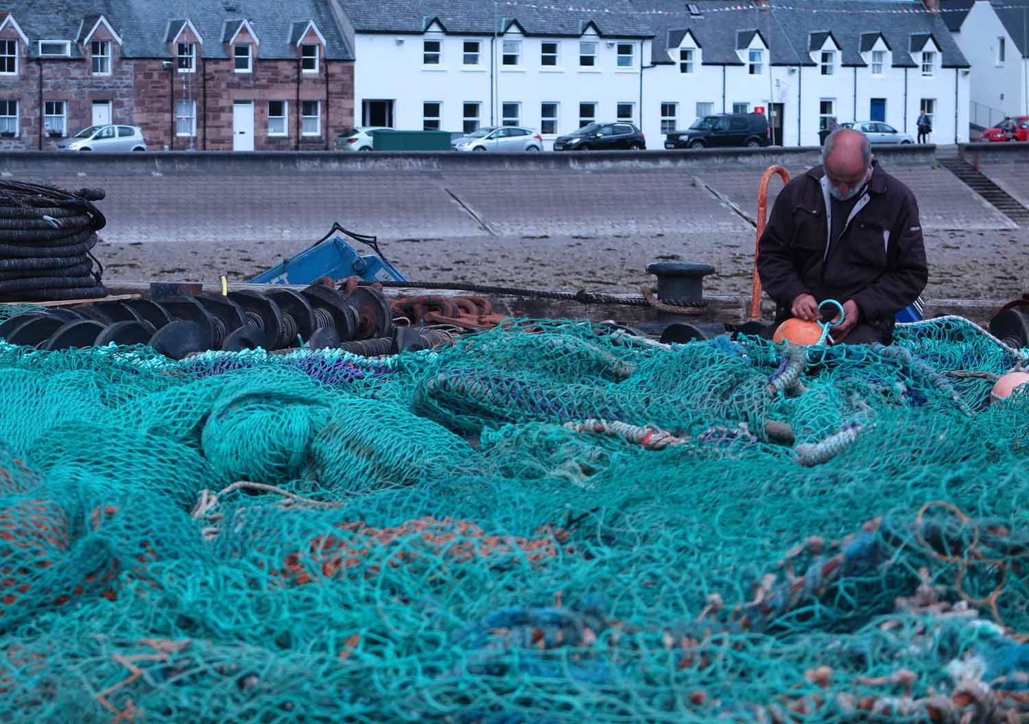 Scotland-Highlands-Ullapool-Fisherman