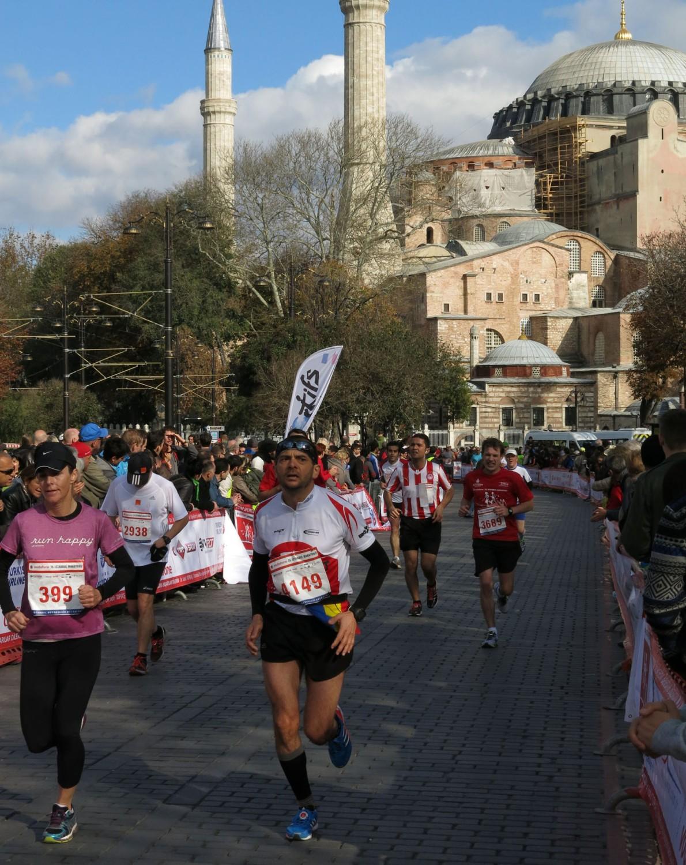 Turkey-Istanbul-Marathon