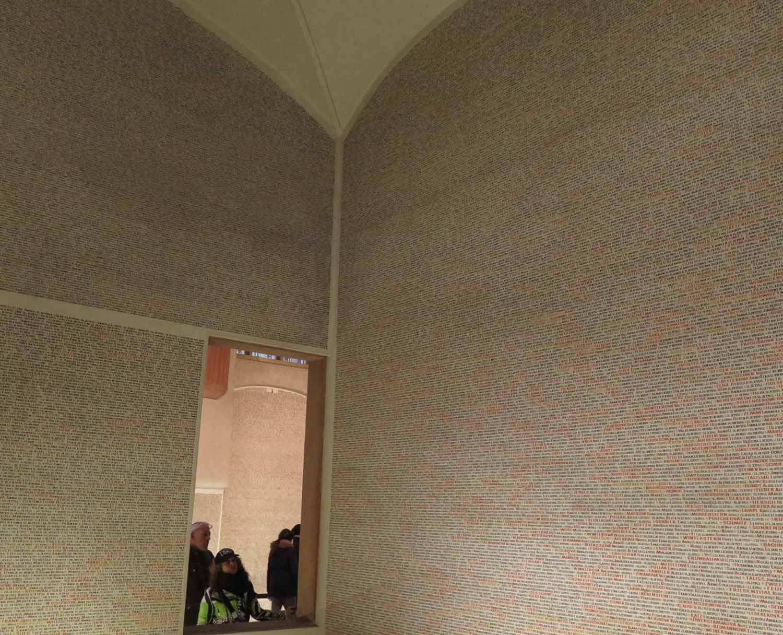Czech-Republic-Prague-Pinkas-Synagogue-Eighty-Thousand-Czech-Holocaust-Victims