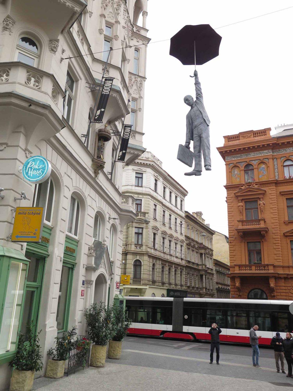 Czech-Republic-Prague-Flying-Man