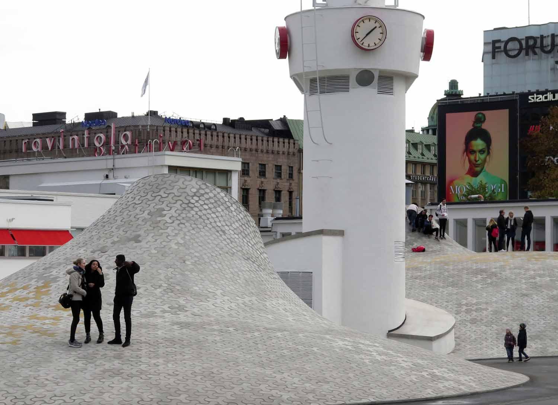 Finland-Helsinki-Amos-Rex