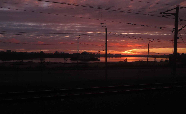 Russia-Trans-Siberian-Railway-Scenery-Sunrise