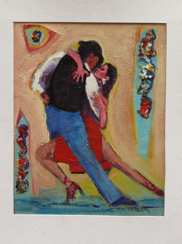 Argentina-Buenos-Aires-La-Boca-Tango-Art