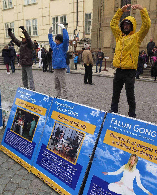 Czech-Republic-Prague-Falun-Gong