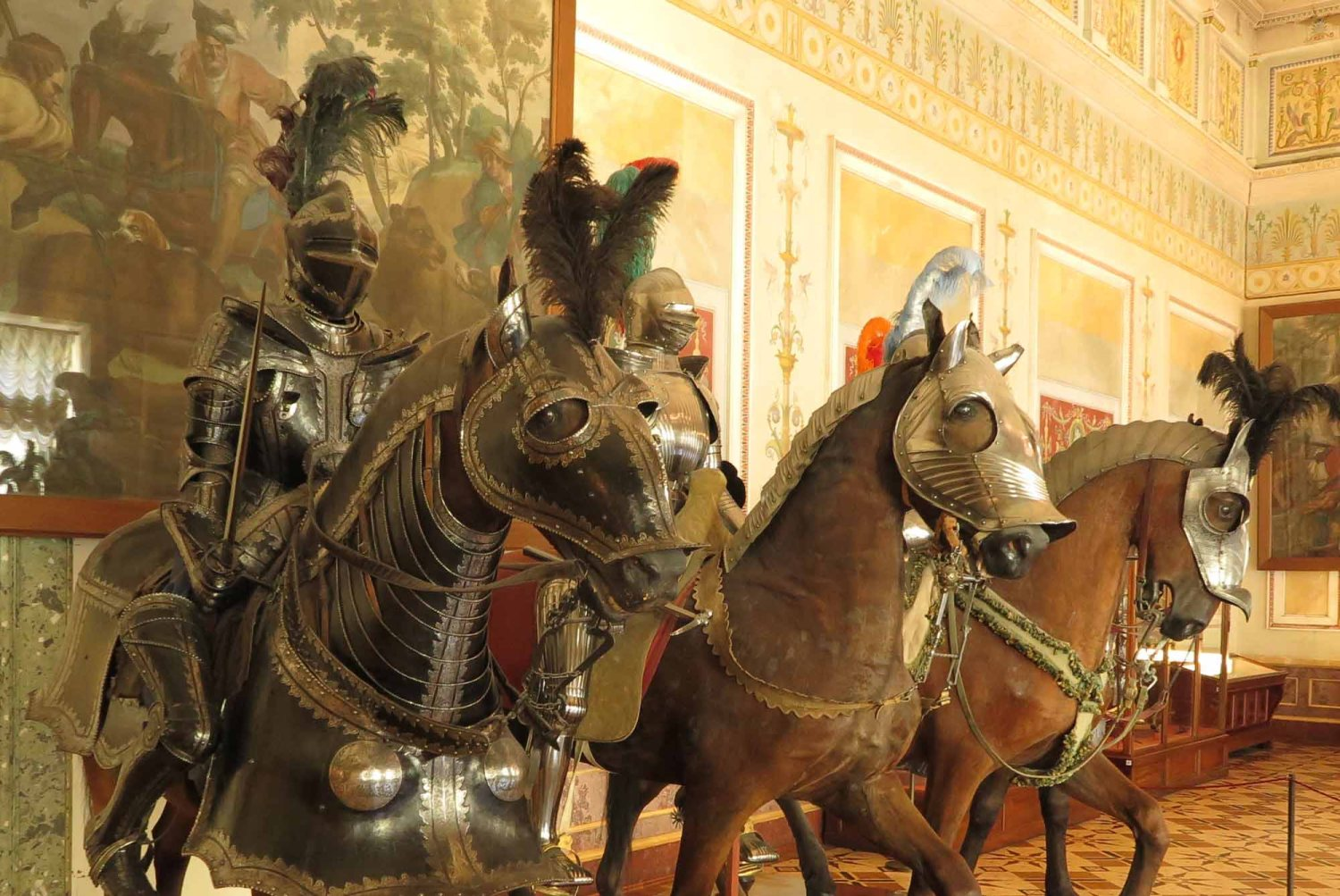 Russia-Saint-Petersburg-Hermitage-Collection-Armor
