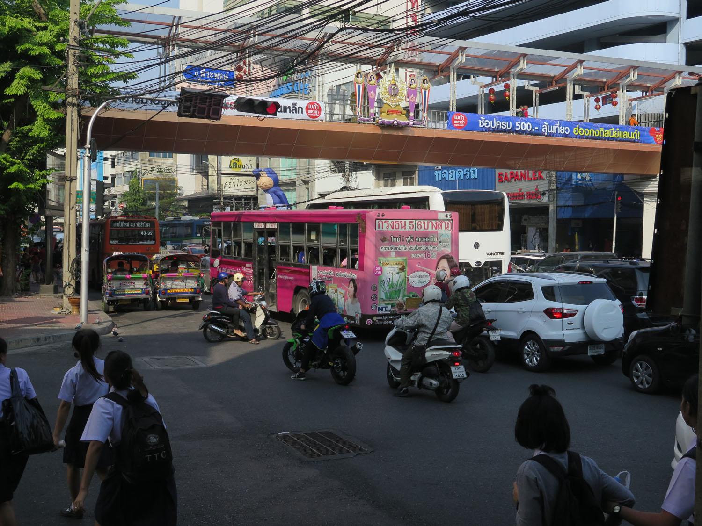 Thailand-Bangkok-Street-Scenes-Traffic