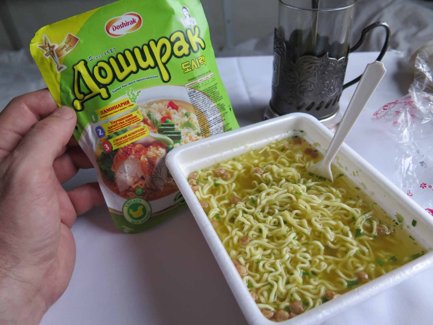 Russia-Trans-Siberian-Railway-Food-And-Drink-Ramen-Noodles