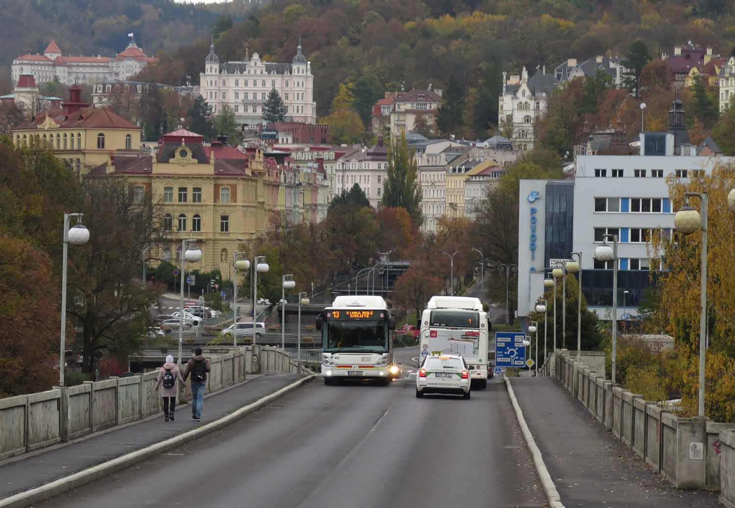 Czech-Republic-Karlovy-Vary-Approach-To-Town