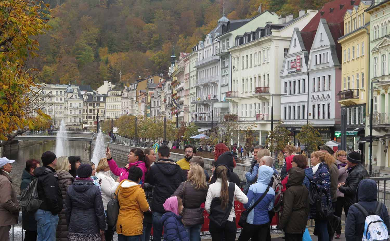 Czech-Republic-Karlovy-Vary-Tourists