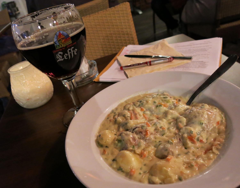 Belgium-Bruges-Food-Beer
