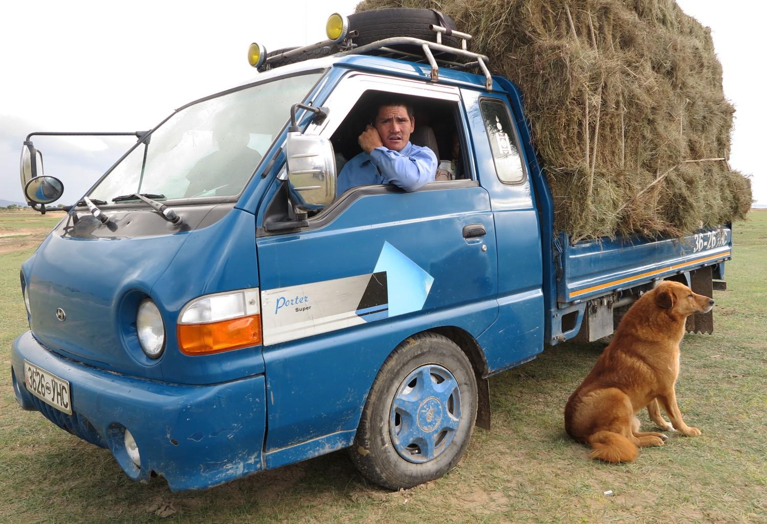 Mongolia-Karakorum-Nomads