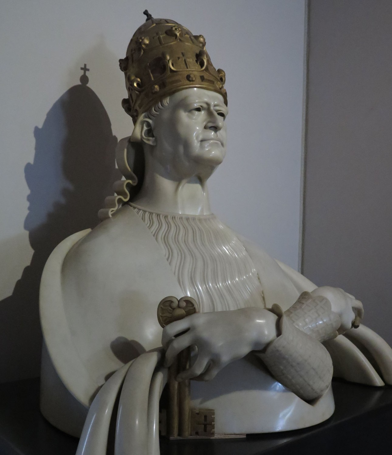 Italy-Rome-Vatican-Museum-Bust