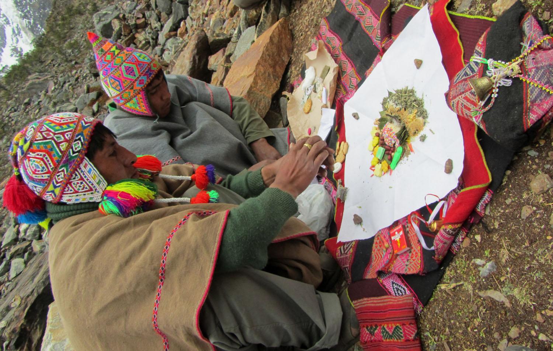 Peru-Salkantay-Trek-Day2-Offering-Prep