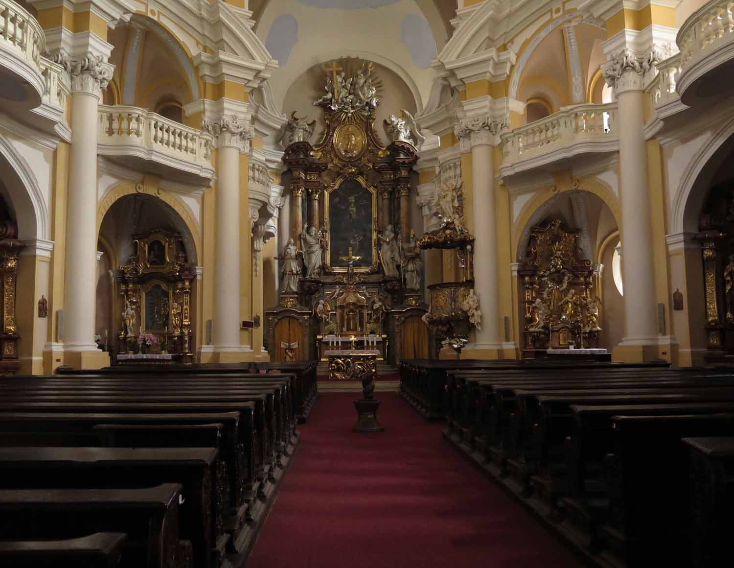 Czech-Republic-Karlovy-Vary-Catholic-Church