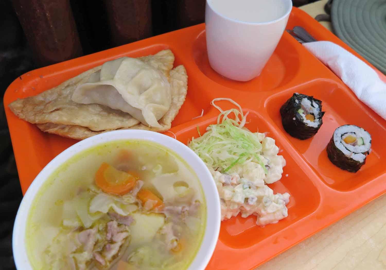 Mongolia-Ulanbator-Food-And-Drink-Lunch