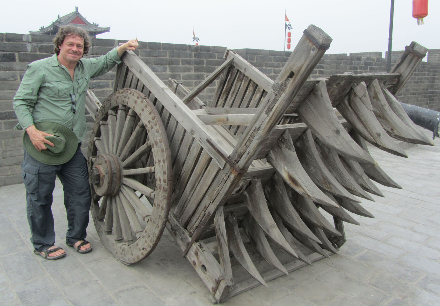 China-Xian-Siege-Weapon