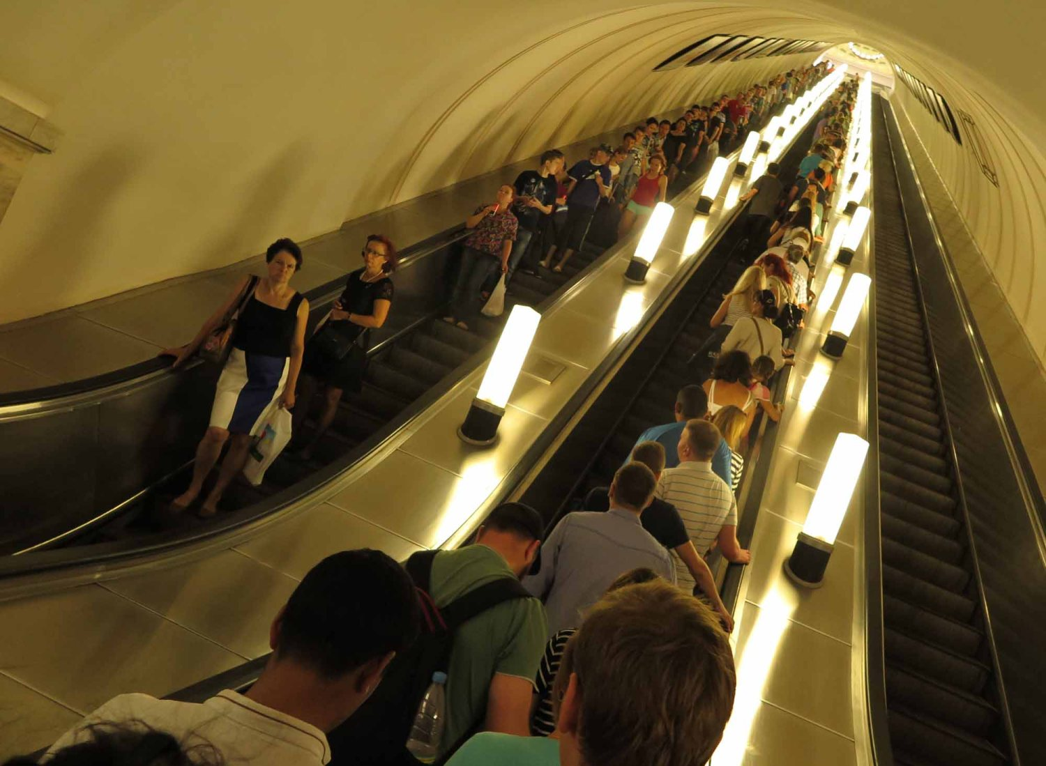 Russia-Moscow-Metro