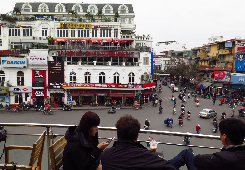 Vietnam-Hanoi-Lively-Square