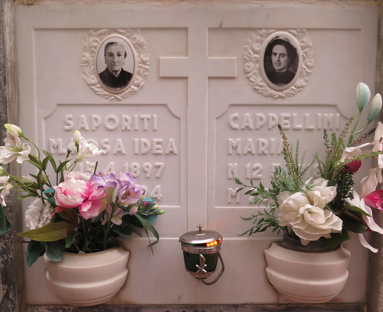 Italy-Cinque-Terre-Cemetery