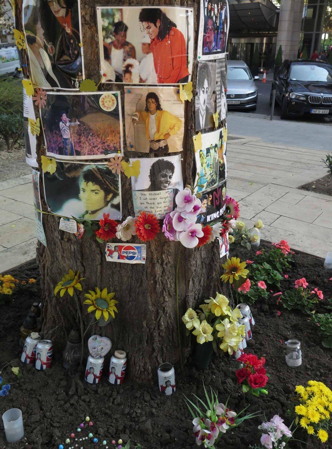 Hungary-Budapest-Michael-Jackson-Memorial