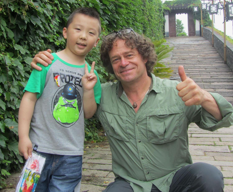 China-Suzhou-Young-Man