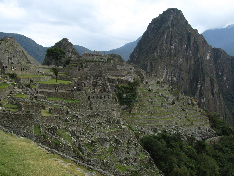 Peru-Machu-Picchu-Entrance