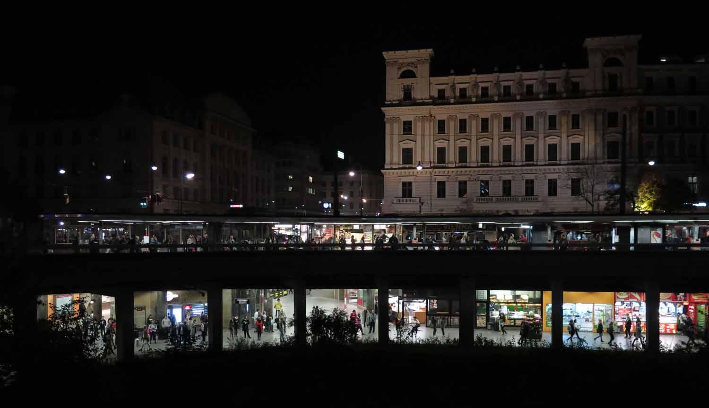 Austria-Vienna-Tram-Stop