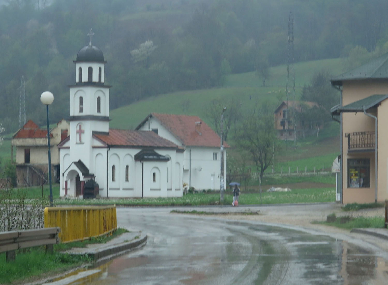 Bosnia-Srebernica-Orthodox-Church