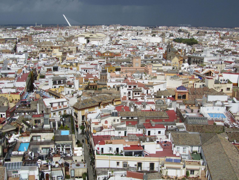 Spain-Sevilla-Skyline