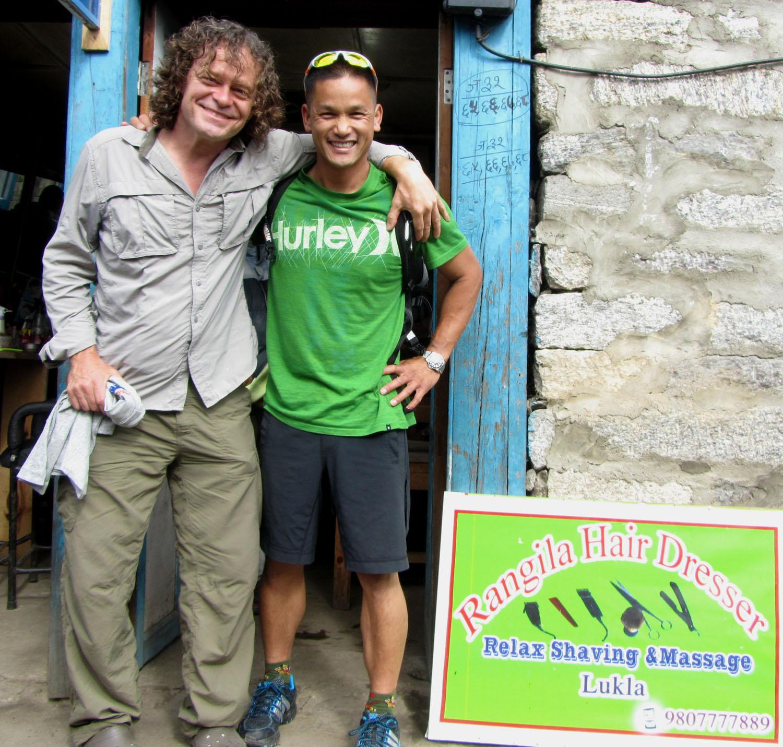 Nepal-Everest-Region-Trek-Day-09-Lukla-Shave