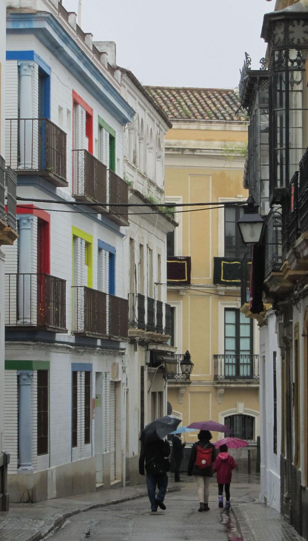 Spain-Cordoba-Streets