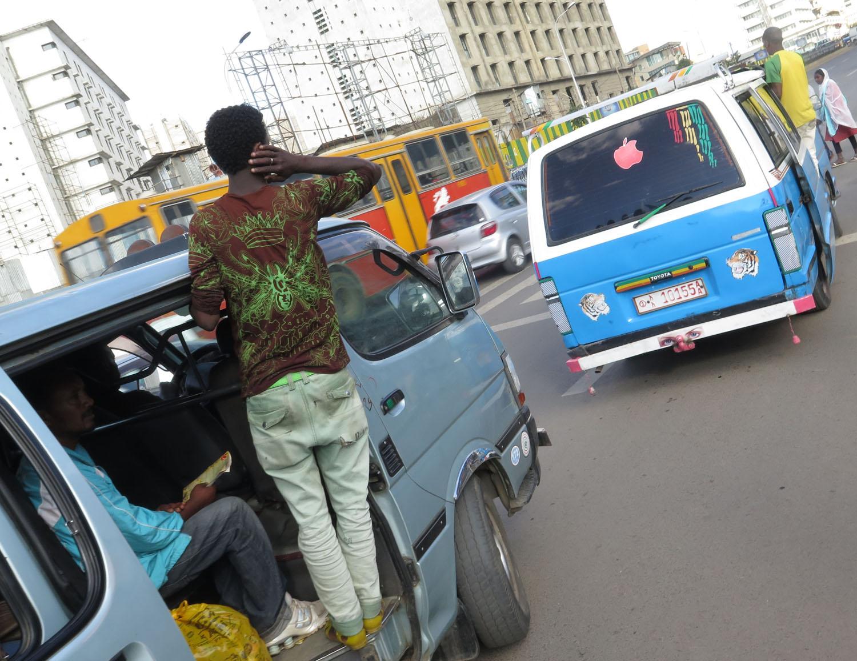 Ethiopia-Addis-Ababa-Minibus